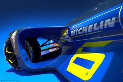 Roborace e Michelin
