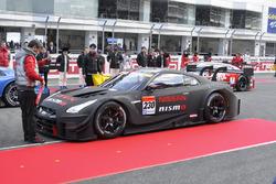 2017年 SUPER GT GT500仕様のNissan GT-R NISMO GT500