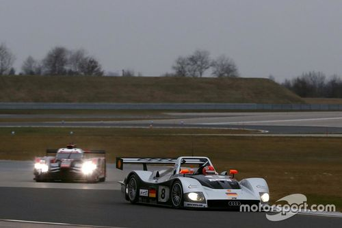 Afscheid Audi Sport LMP1
