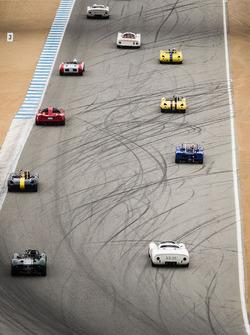Gara 7A, FIA Manufacturers Cup vetture 1963-1973