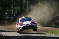 Юхо Хянінен, Кай Ліндстрьом, Toyota Yaris WRC, Toyota Racing