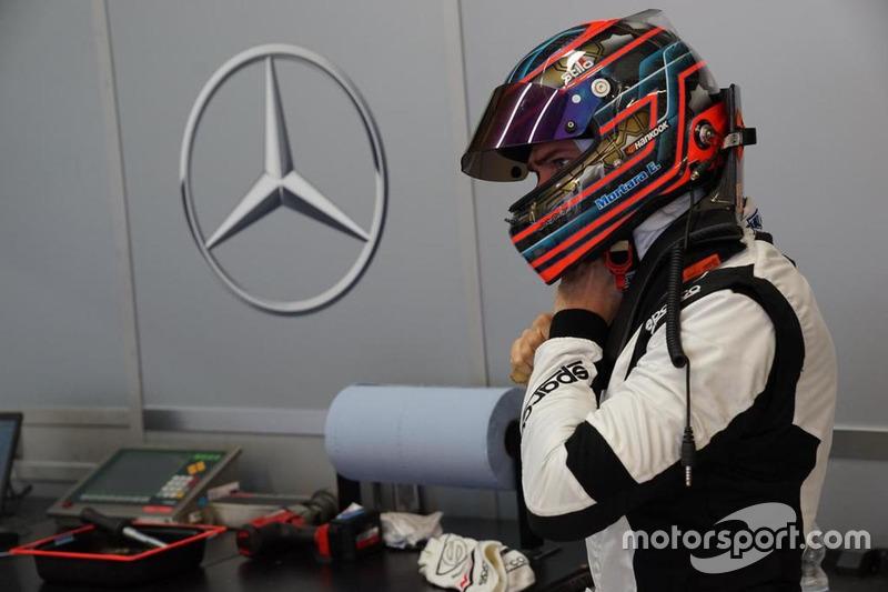 Эдоардо Мортара, Mercedes-AMG C63 DTM