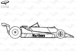 McLaren M29 1979 side view