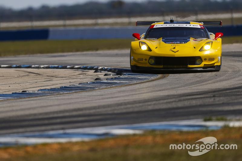 #3 Corvette Racing, Chevrolet Corvette C7.R: Antonio Garcia, Jan Magnussen, Mike Rockenfeller