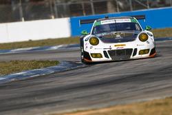 #28 Alegra Motorsports Porsche 911 GT3 R: Daniel Morad, Michael de Quesada, Michael Christensen, Spencer Pumpelly