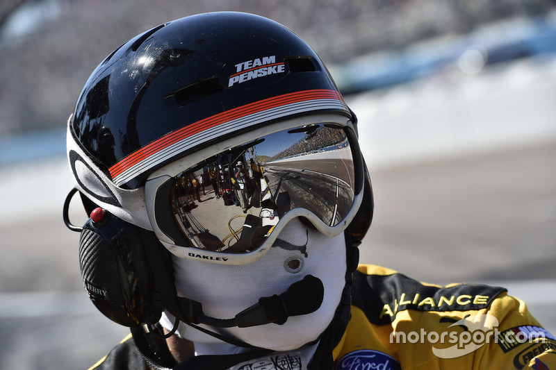 Crewmitglied von Brad Keselowski, Team Penske, Ford