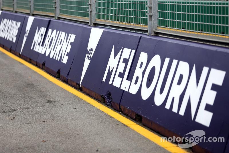 Atmosphäre in Melbourne