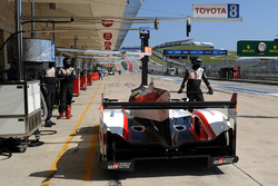 #8 Toyota Gazoo Racing Toyota TS050 Hybrid: Stéphane Sarrazin, Sébastien Buemi, Kazuki Nakajima