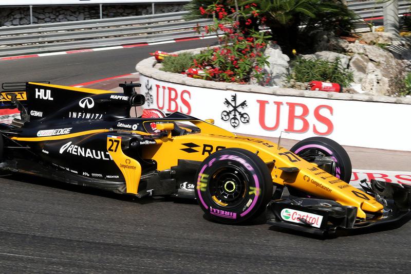 Rediseño del Halo en el Renault