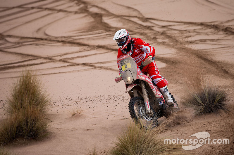 #8 Himoinsa Racing Team KTM: Gerard Farrés