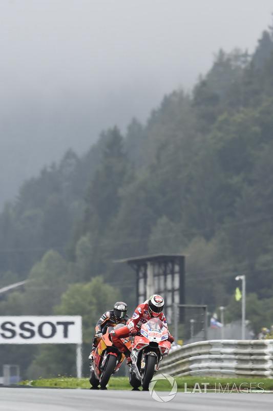 Хорхе Лоренсо,, Ducati Team