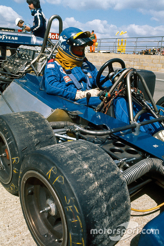 Ronnie Peterson, Tyrrell P34, Ford
