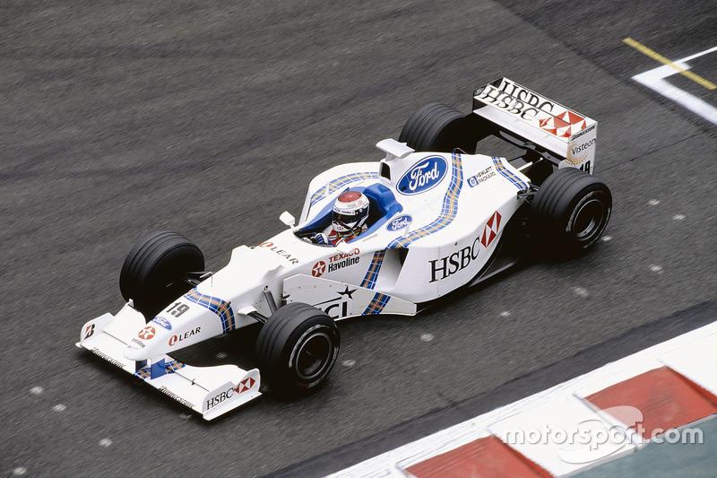 1998 – Формула 1, Stewart Ford