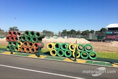 Preparação GP da Austrália