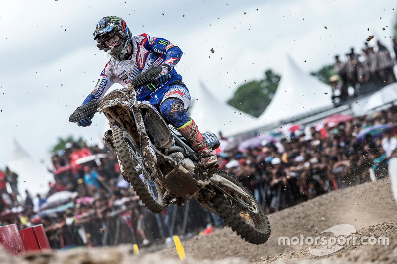 Romain Febvre, Monster Energy Yamaha Factory MXGP Team
