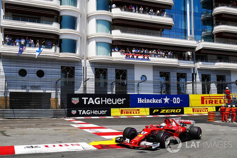 Етап 6 - Гран Прі Монако