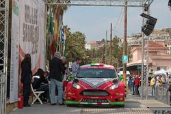 Giandomenico Basso, Ford Fiesta R5 LDI, BRC