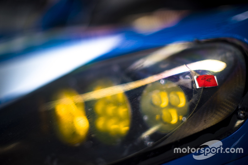 Ford Chip Ganassi Racing Team UK Ford GT, detail