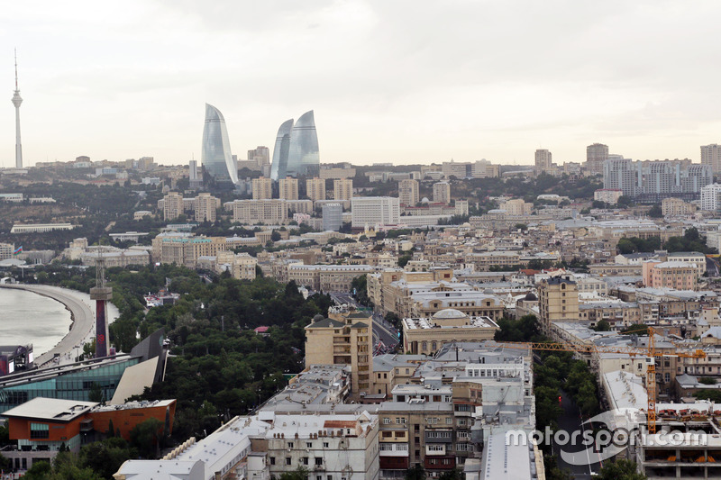 Acción escénica de Bakú