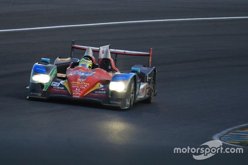 #34 Race Performance Oreca 03R Judd: Nicolas Leutwiler, James Winslow, Shinji Nakano