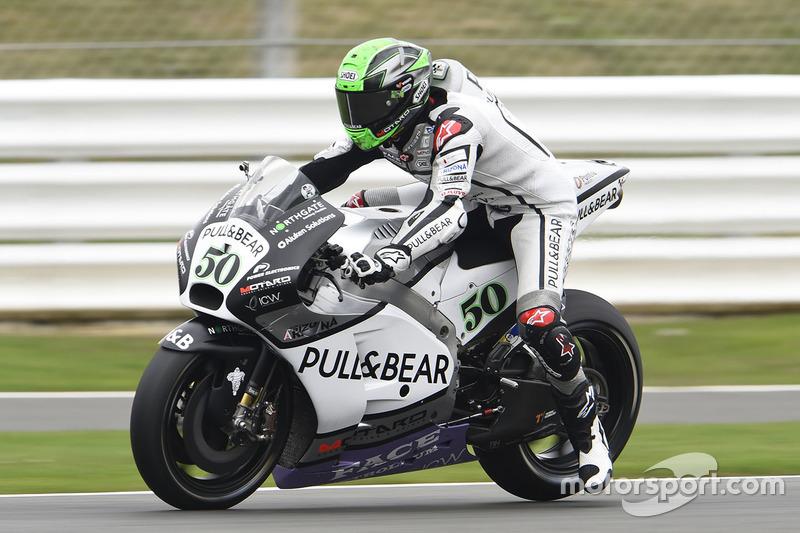 12. Eugene Laverty, Aspar MotoGP Team
