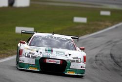 #29 Montaplast by Land-Motorsport, Audi R8 LMS: Connor De Phillippi, Christopher Mies.