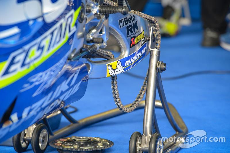 Team Suzuki MotoGP, Detail
