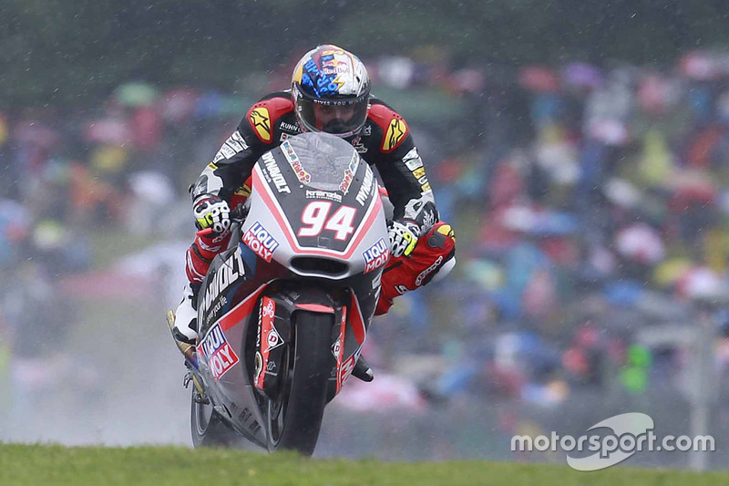 Jonas Folger – Sieger Moto2