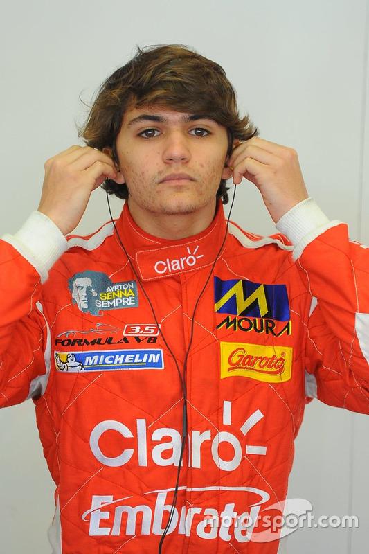 Pietro Fittipaldi, Fortec Motorsports