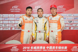 Chinese Cup top 3
