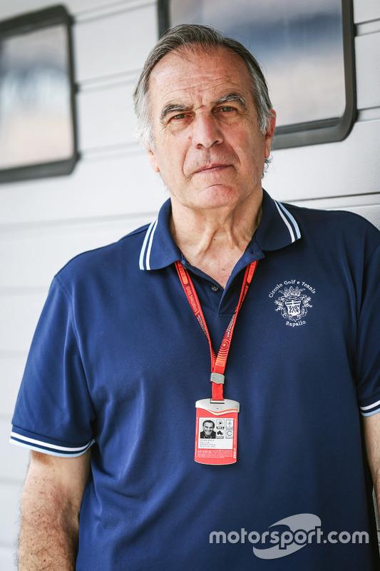 Giorgio Piola, technische analist Formule 1 Motorsport.com