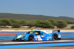 #18 M.Racing - YMR Ligier JSP3 - Nissan: Thomas Laurent, Yann Ehrlacher, Alexandre Cougnaud