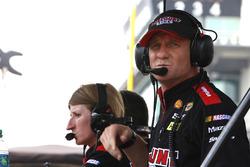 Greg Erwin, jefe del Team Penske