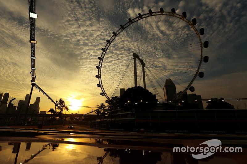 Riesenrad in Singapur