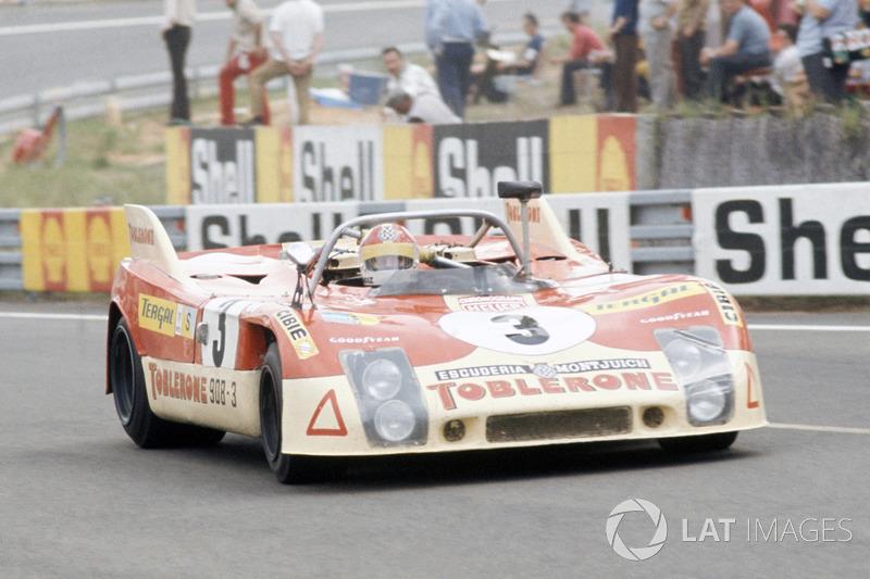 1972: Francisco Torredemer (3 participaciones)