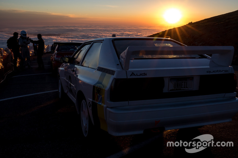 #2 David Hackl, Audi A1 quattro