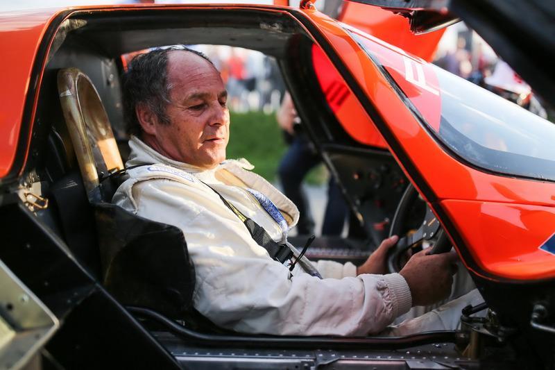 Gerhard Berger, Porsche 935