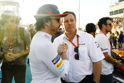 Fernando Alonso, McLaren, Zak Brown, Takım Patronu, McLaren Technology Group