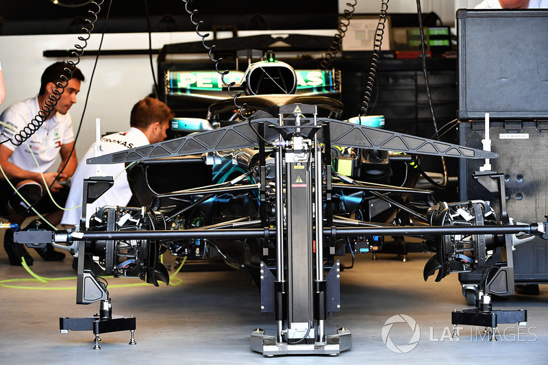 Mercedes-AMG F1 W09 EQ Power
