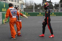 Max Verstappen, Red Bull Racing yarış dışı
