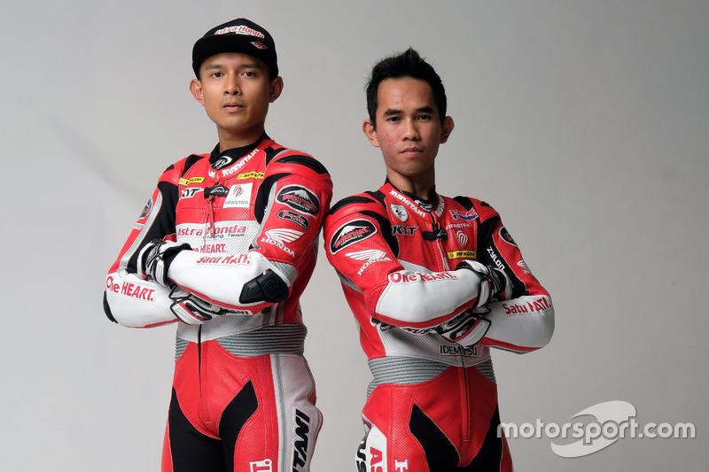 Dimas Ekky dan Gerry Salim, Astra Honda Racing Team