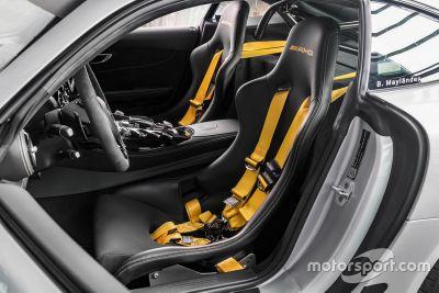 Mercedes-AMG GT R, Safety Car oficial F1 2018