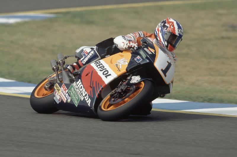 1995 - Mick Doohan : 1er (Grand Prix d'Australie)