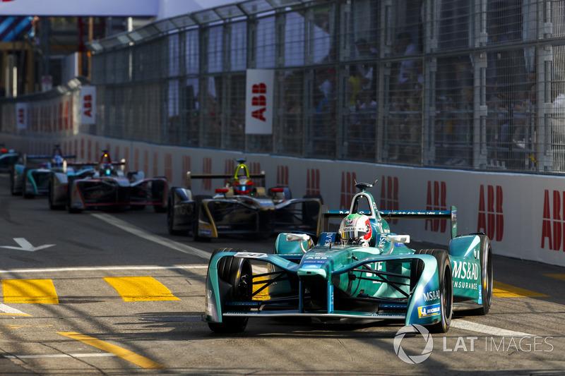 Antonio Felix da Costa, Andretti Formula E Team, Jean-Eric Vergne, Techeetah