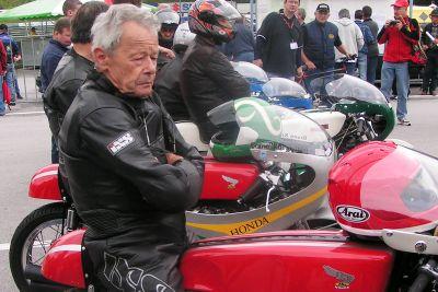 Luigi Taveri retrospectiva