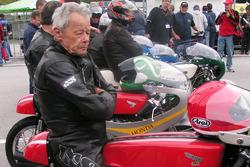 Luigi Taveri au Salzburgring en 2006