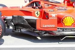 Ferrari SF71H barge boards