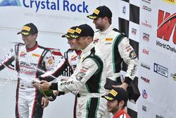 #24 Alegra Motorsports Porsche 911 GT3 R: Michael Christensen, Spencer Pumpelly, #96 Pfaff Motorspor