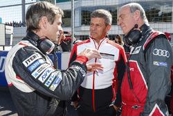 Технічний директор Toyota Racing Паскаль Васселон, віце-президент LMP1, Porsche Фрітц Ензінгер, кері