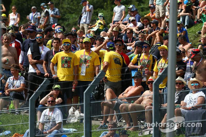 Tifosi di Valentino Rossi, Yamaha Factory Racing